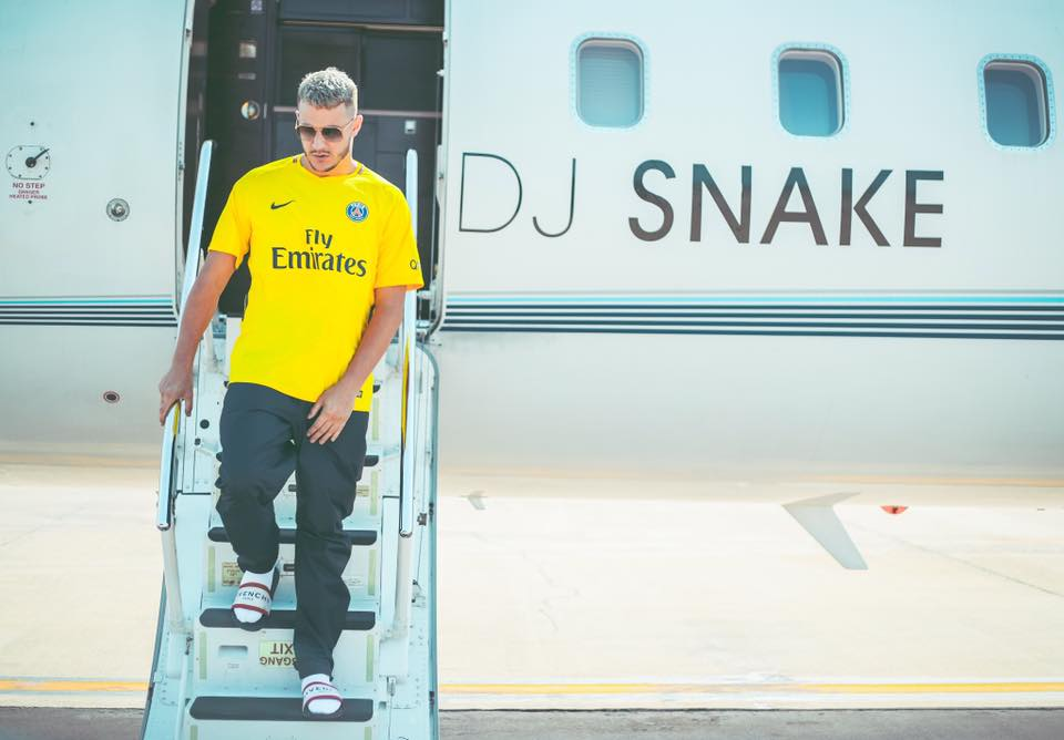 DJ Snake gifts his fan flights to Paris from India