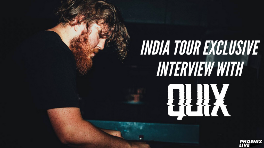 QUIX India Tour Interview