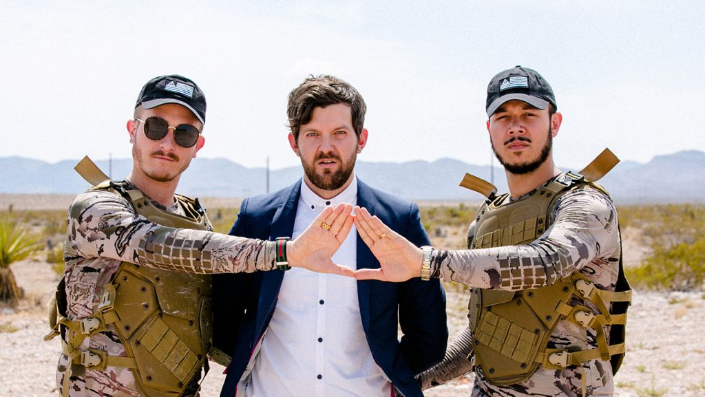 Dillon Francis & Flosstradamus Collaboration TERN IT UP Is Here!