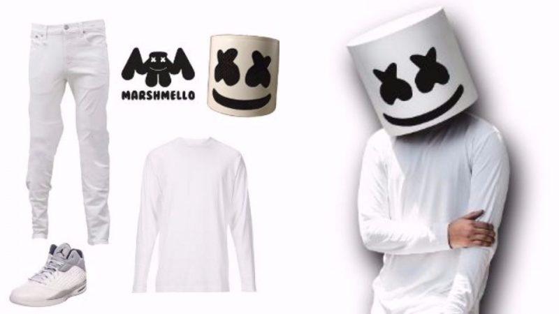 Marshmello Is 2017's Worst Dressed Man, Says GQ Magazine