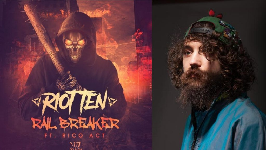 SQUNTO Remixes Riot Ten's Hit Track 'Rail Breaker'