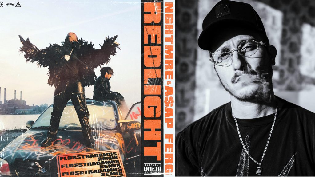 "Flosstradamus Gives a Trap-Driven Remix to NGHTMRE & A$AP Ferg's ""REDLIGHT"""