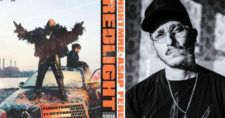 "Flosstradamus Gives a Trap-Driven Remix to NGHTMRE & A$AP Ferg's ""REDLIGHT"""